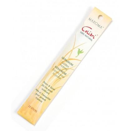 Colibri Geranium Garden Stick Incense