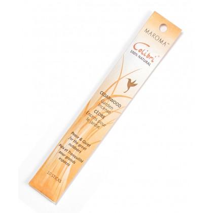 Colibri Cedar Garden Stick Incense