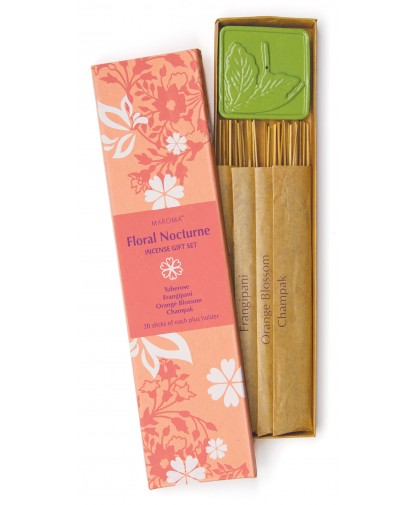 Floral Nocturne Incense Gift Set