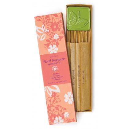 Floral Nocturne Incense Gift Set