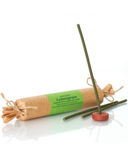 Lemongrass Bambooless Incense