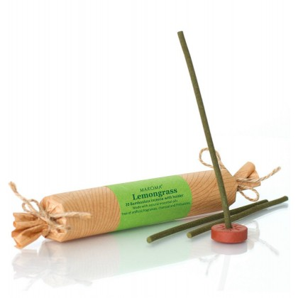 Lemongrass Bambooless Incense