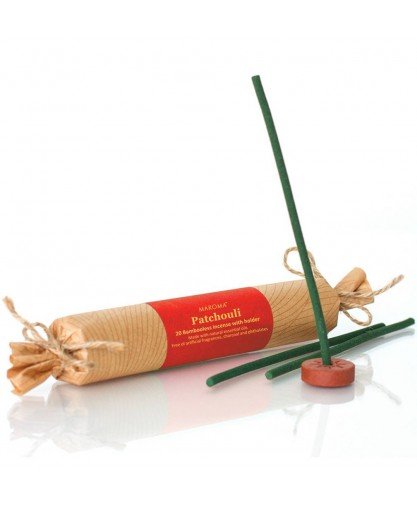 Patchouli Bambooless Incense