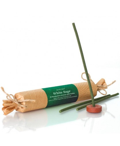 White Sage Bambooless Incense