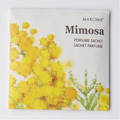 Mimosa Flower Sachet