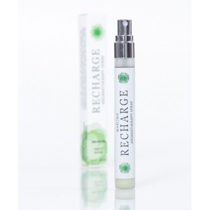 Recharge Aromatherapy Pulse Point Spray
