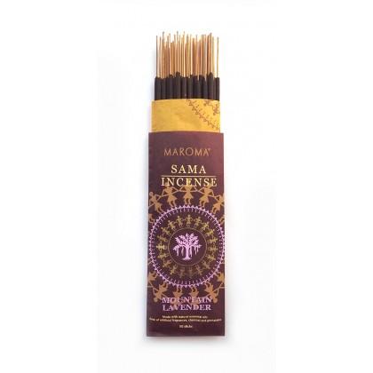 Mountain Lavender Sama Incense