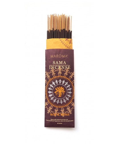 Rock Rose Sama Incense