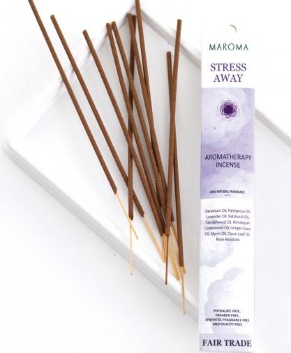 Stress Away Aromatherapy Incense
