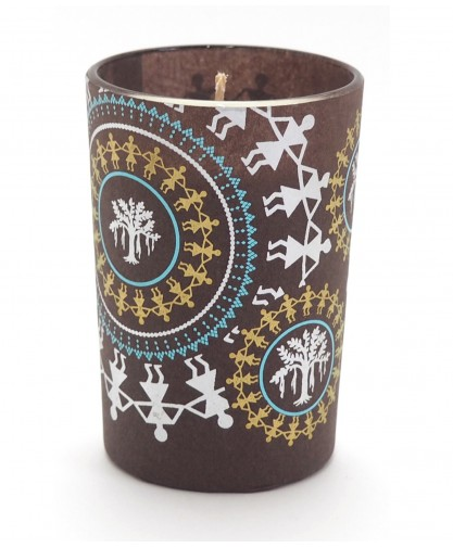 Peru Balsam Sama Candle