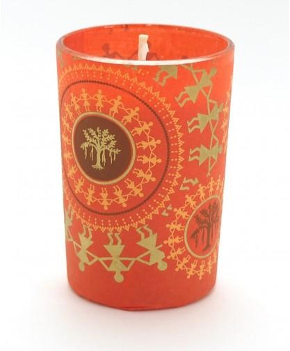 White Sage Sama Candle