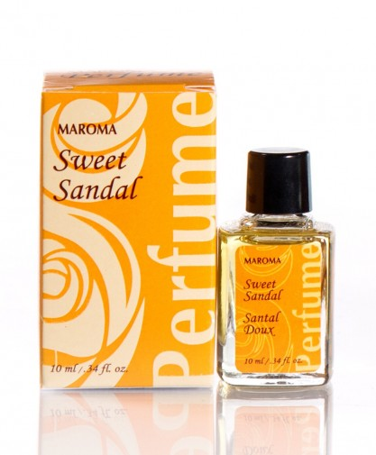 Sweet Sandal Perfume Oil
