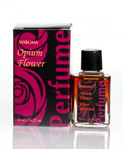 Opium Flower Perfume Oil