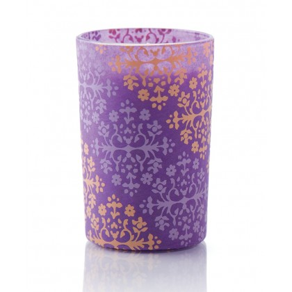 Lavender Green-light Candle