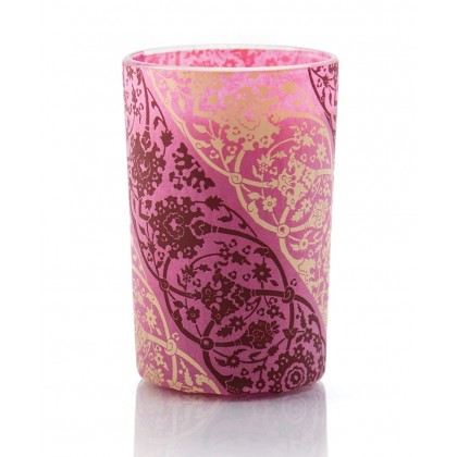 Rose Green-light Candle