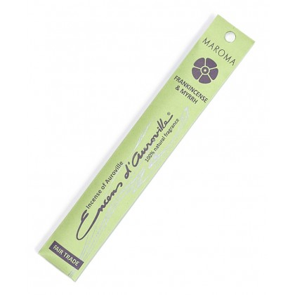 Frankincense & Myrrh Premium Stick Incense