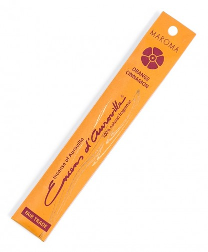 Orange Cinnamon Premium Stick Incense