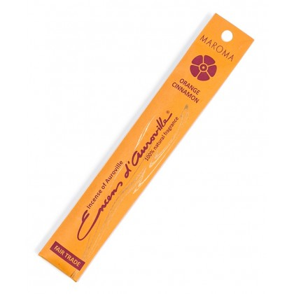 Orange Cinnamon  Incense
