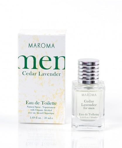 Cedar Lavender  Eau de Toilette