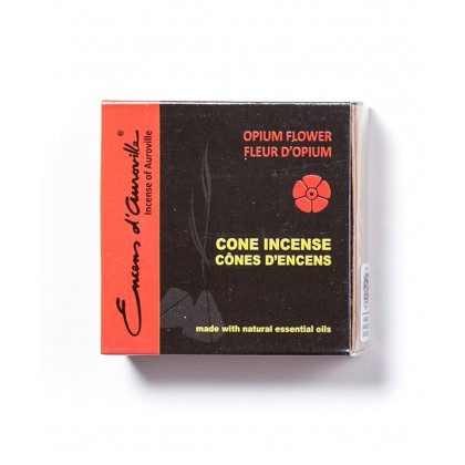 Opium Flower Cone Incense